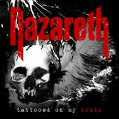 Nazareth - Tattooed On My Brain (2018) - Vinyl