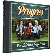 Progres - Tys falešná frajárko