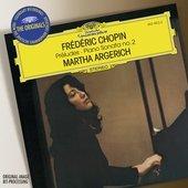 Chopin, Frédéric - CHOPIN 24 Préludes / Argerich