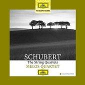 Schubert, Franz - SCHUBERT Die Streichquartette Quartett