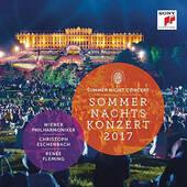 Vídeňští filharmonici, Christoph Eschenbach - Koncert letní noci 2017 (2017)