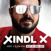 Xindl-X - Anděl vblbým věku – Best Of 2008-2019 (2CD, 2019)