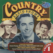 Various Artists - Country Radio Shows, Vol. 1 (1996)