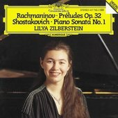Rachmaninov/Shostakovich - Lilya Zilberstein/Rachmaninov/Shostakovich
