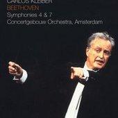 Beethoven, Ludwig van - Beethoven Symphonies 4 & 7 Concertgebouw Orchestra