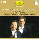 Mozart, Wolfgang Amadeus - MOZART 5 Violinkonzerte Perlman