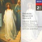 Dvorák, Antonín - DVORAK Requiem Lorengar/Komlóssy/Ilosfalvy/Krause