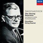 Shostakovich, Dmitri - Shostakovich The String Quartets Fitzwilliam Strin