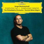 Sergej Rachmaninoff - Symfonie 1 / Symfonické tance (2021)