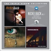 Nickelback - Triple Album Collection (2015)