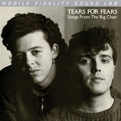 Tears For Fears - Songs From The Big Chair - 180 gr. Vinyl
