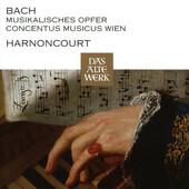 Johann Sebastian Bach / Nikolaus Harnoncourt - Hudební Obětina/Musikalisches Opfer, BWV 1079 (Edice 2016)