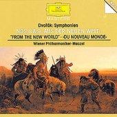 Dvorák, Antonín - DVORAK Symphonien Nos. 8 + 9 Maazel