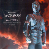 Michael Jackson - HIStory - Past, Present And Future - Book I (2CD, 1995)