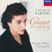Cecilia Bartoli - Cecilia Bartoli chant damour