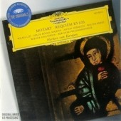 Wolfgang Amadeus Mozart / Berlínští Filharmonici - Requiem, KV 626 (Edice 2001)