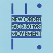 New Order - Movement (Edice 2009) - 180 gr. Vinyl