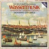 Telemann, Georg Philipp - TELEMANN Wassermusik MAK Goebel