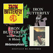 Iron Butterfly - Ball / Metamorphosis (Remastered)