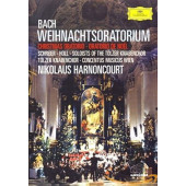 Nikolaus Harnoncourt - Vánoční Oratorium Weihnachtsoratorium