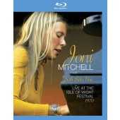 Joni Mitchell - Both Sides Now - Live At The Isle Of Wight Festival, 1970 (Blu-ray, Edice 2018)