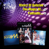 Boney M. - Boney M - Collection (2CD + DVD) CD OBAL