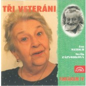 Jan Werich - Fimfárum 4 / Tři veteráni (1998)