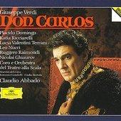 Verdi, Giuseppe - VERDI Don Carlos Abbado