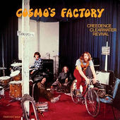 Creedence Clearwater Revival - Cosmo's Factory (Edice 2019) - 180 gr. Vinyl