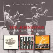 Johnstons - Johnstons / Give A Damn / The Barley Corn 1ST 3 ALBUMS