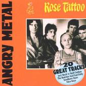 Rose Tattoo - Angry Metal (20 Great Tracks)