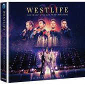 Westlife - Twenty Tour - Live From Croke Park (CD+DVD, 2020)