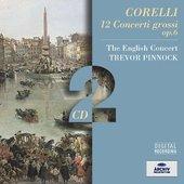 Corelli, Arcangelo - CORELLI 12 Concerti grossi op. 6 / Pinnock