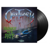 Obituary - Slowly We Rot (Edice 2019) - 180 gr. Vinyl