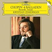 Frederic Chopin / Krystian Zimerman - 4 Balladen / Barcarolle / Fantasie (Edice 2017) - Vinyl