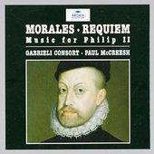 Morales, Cristóbal de - MORALES Music for Philip II McCreesh