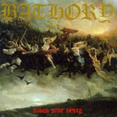 Bathory - Blood Fire Death (Gold Vinyl) - 180 gr. Vinyl