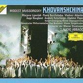 Mussorgsky, Modest Petrovich - MUSSORGSKY Khovanshchina Abbado