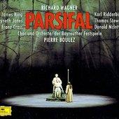 Boulez, Pierre - WAGNER Parsifal Boulez
