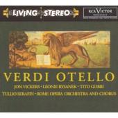 Giuseppe Verdi / Tullio Serafin - Othello / Otello (Edice 1999)