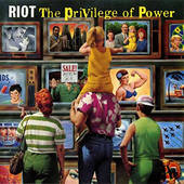 Riot - Privilege Of Power (Edice 2015) - 180 gr. Vinyl