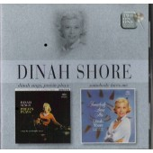 Dinah Shore - Dinah Sings, Previn Plays / Somebody Loves Me (Edice 2004)