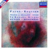 Fauré, Gabriel - Fauré Requiem Kiri Te Kanawa/Sherrill Milnes