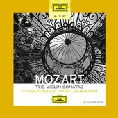 Mozart, Wolfgang Amadeus - MOZART The Violin Sonatas Perlman/Barenboim