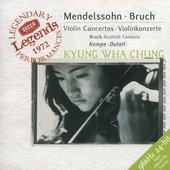 Chung, Kyung Wha - Bruch,Mendelssohn/Violin Concertos/Kyung Wha Chung
