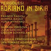 Pergolesi, Giovanni Battista - Adriano In Syria (Edice 2016)