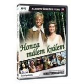 Film/Pohádka - Honza málem králem -  remasterovaná verze