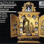 Theo Adam - HANDEL/MOZART Messiah / Mackerras
