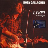 Rory Gallagher - Live In Europe (Reedice 2018) - 180 gr. Vinyl