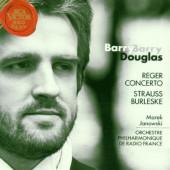 Max Reger, Richard Strauss / Barry Douglas, Marek Janowski - Reger: Koncert Pro Klavír, Op. 114 / Strauss: Burleska (Edice 1998)